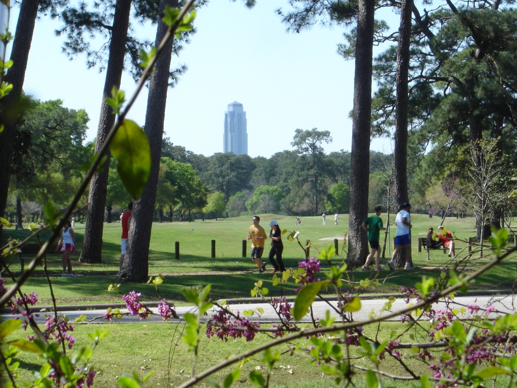 MemorialParkHouston - Memorial City