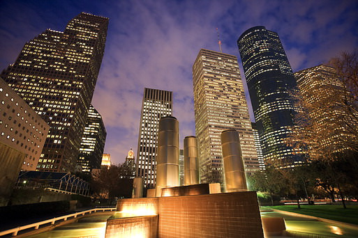downtown-city-houston